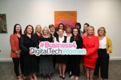 Business4DigitalTechWomen launch, July 2019